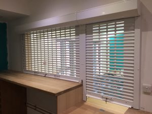 SeceuroShield commercial shutters installed in Chinnor by Shutter Spec Security