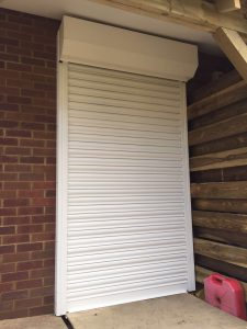 seceurodoor commercial shutters fitted in bicester, Oxfordshire by Shutter Spec Security