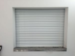 seceurofire commercial shutter fitted in chinnor, oxfordshire by Shutter Spec Security