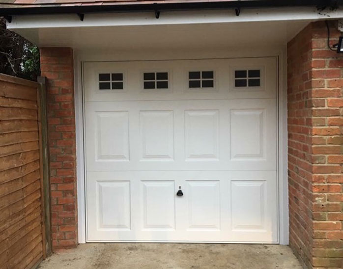 Up and Over Garage Door - Oxfordshire