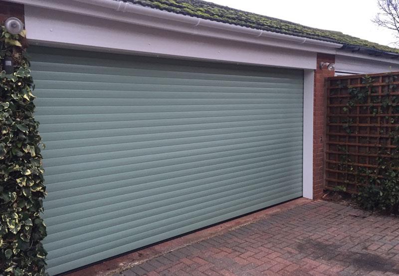 Roller Garage Doors Shutter Spec Security