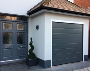 Sectional Garage Door - Thame Oxfordshire