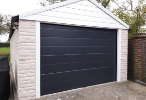 Seceuroglide Electric Section Garage Door